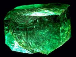 The Gachala Emerald is the largest ever found.